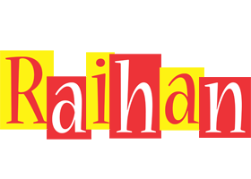 Raihan errors logo