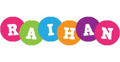 Raihan friends logo