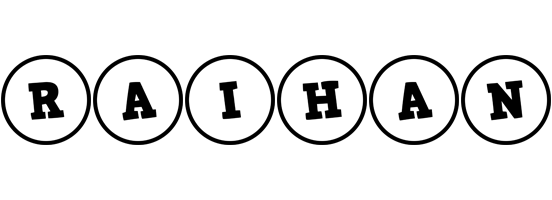 Raihan handy logo