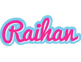 Raihan popstar logo