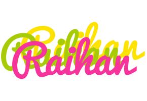 Raihan sweets logo