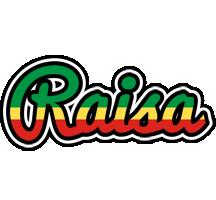 Raisa african logo