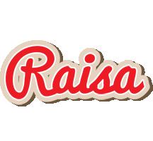 Raisa chocolate logo