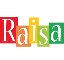 Raisa colors logo