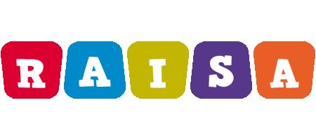 Raisa daycare logo