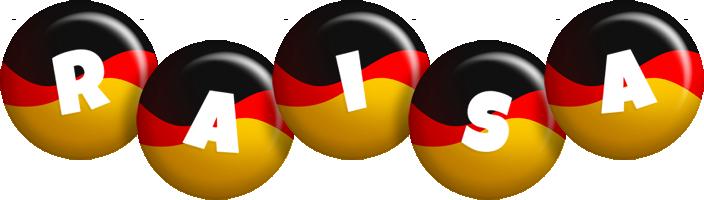 Raisa german logo