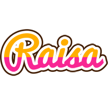 Raisa smoothie logo
