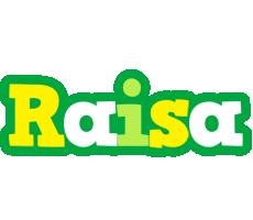 Raisa soccer logo