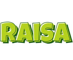 Raisa summer logo