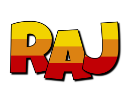 Raj jungle logo