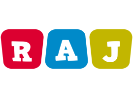 Raj kiddo logo