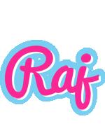 Raj popstar logo