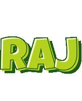 Raj summer logo