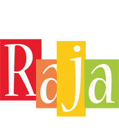 Raja colors logo