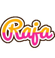 Raja smoothie logo
