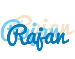 Rajan breeze logo