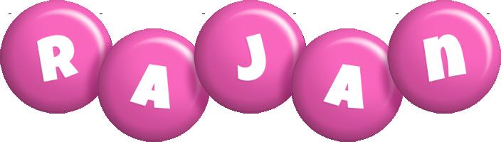 Rajan candy-pink logo