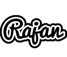 Rajan chess logo