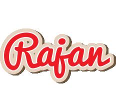 Rajan chocolate logo