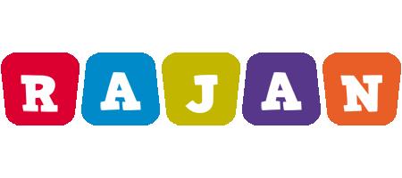 Rajan daycare logo