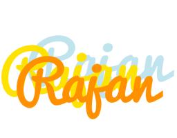 Rajan energy logo