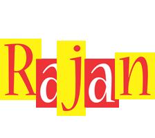 Rajan errors logo