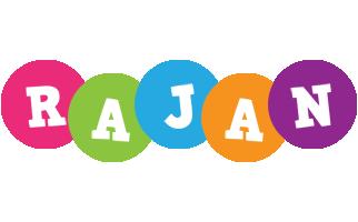 Rajan friends logo