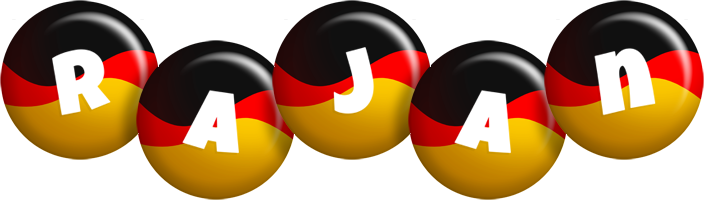 Rajan german logo