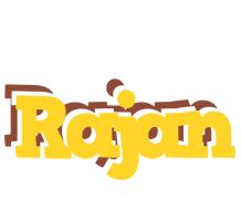 Rajan hotcup logo