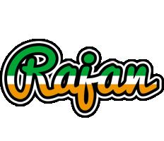 Rajan ireland logo