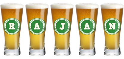 Rajan lager logo