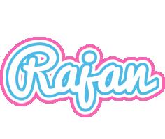 Rajan outdoors logo