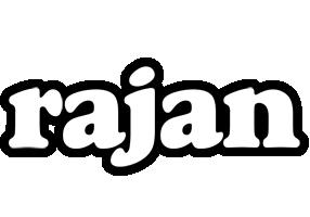 Rajan panda logo