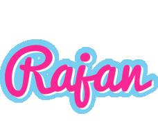 Rajan popstar logo