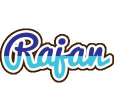 Rajan raining logo