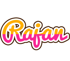 Rajan smoothie logo