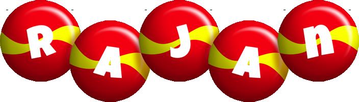 Rajan spain logo