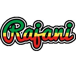 Rajani african logo