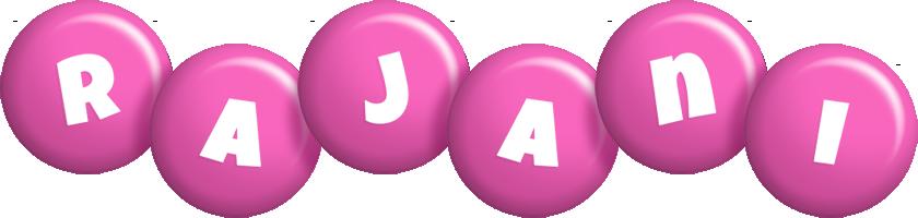 Rajani candy-pink logo