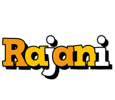 Rajani cartoon logo