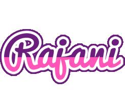 Rajani cheerful logo