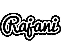 Rajani chess logo