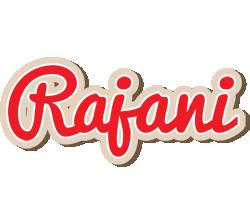 Rajani chocolate logo