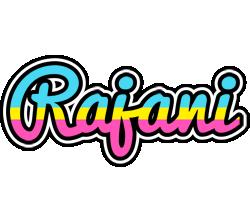 Rajani circus logo