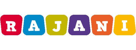 Rajani daycare logo