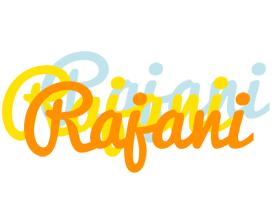 Rajani energy logo