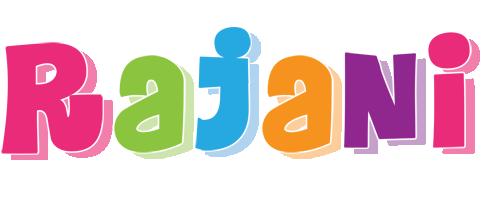Rajani friday logo