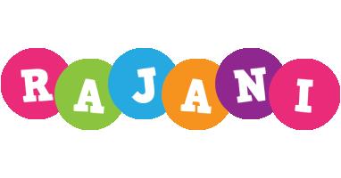 Rajani friends logo