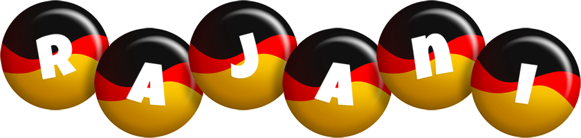 Rajani german logo