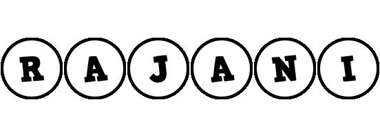 Rajani handy logo